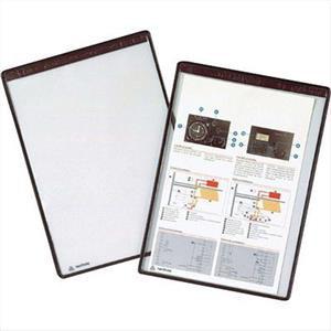 Tarifold (A4) Magnetic Framed Pockets (Black)