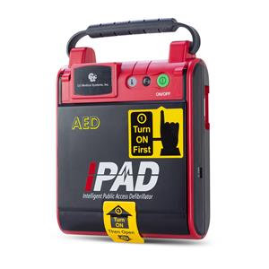 Crest Medical iPad NF1200A Fully Automatic Defibrillator