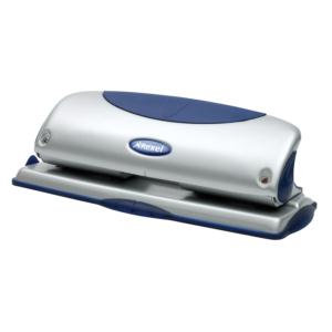 Rexel P425 All Metal 4-Hole Punch - Capacity 25 x 80gsm