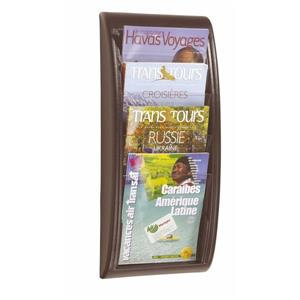 Fast Paper (A4) Quick Fit Literature Wall Holder / Pack of 1