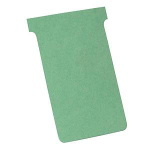 Nobo A110 T-Card Size 4 / Pack of 100 Cards