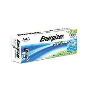 Energizer EcoAdvanced (AAA) Alkaline Batteries
