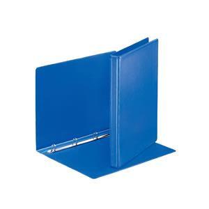 Esselte Presentation Ring Binder Polypropylene 4 O-Ring 15mm A4 Blue