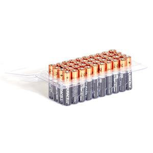 Duracell (AAA) Alkaline Batteries