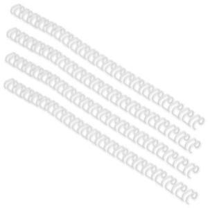 GBC WireBind Binding Wire 34 Loop No8 12.5mm White