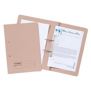 Guildhall Transfer Spring Files Capacity 38mm Foolscap / Pack of 50
