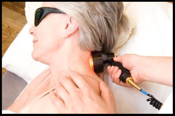 laser espasmos quiropractico san juan