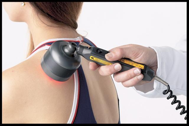 Terapia Laser quiropractico San juan