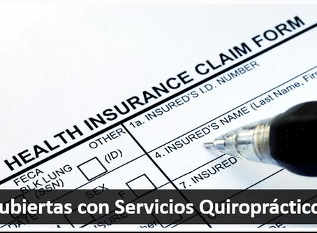 Los planes médicos, ¿cubren las visitas al Quiro?