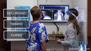 Evaluación Radiográfica en QuiroHealth Centers