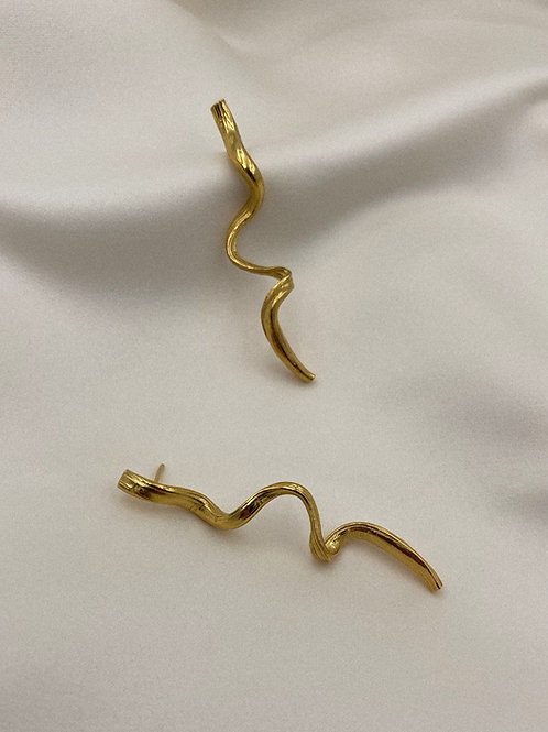 Aggis Earring