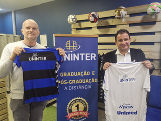 Tubarão e Uninter firmam parceria