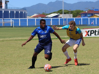 Peixe vence último teste de 2019 com gol de Zé Vitor