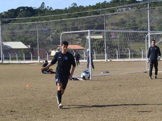 Campeões do Sub-17 passam a fazer parte do grupo profissional