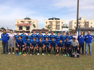 Equipes Sub-15 e Sub-17 disputam a final da Série B do Campeonato Catarinense