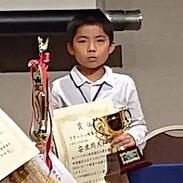 クリスマスカップ2019 フラッシュ暗算 日本一 2連覇