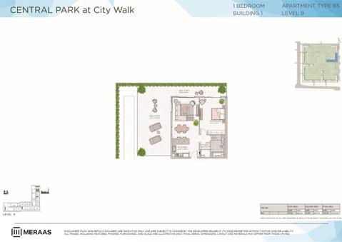 Central Park at City Walk _Floor Plans_9