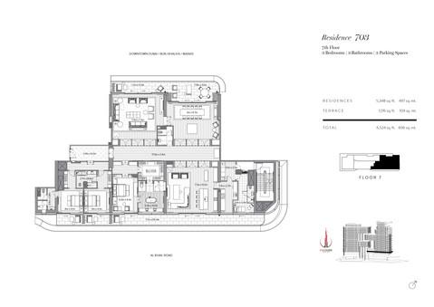 The-Dorchester-Collection-Dubai-Floor-Pl
