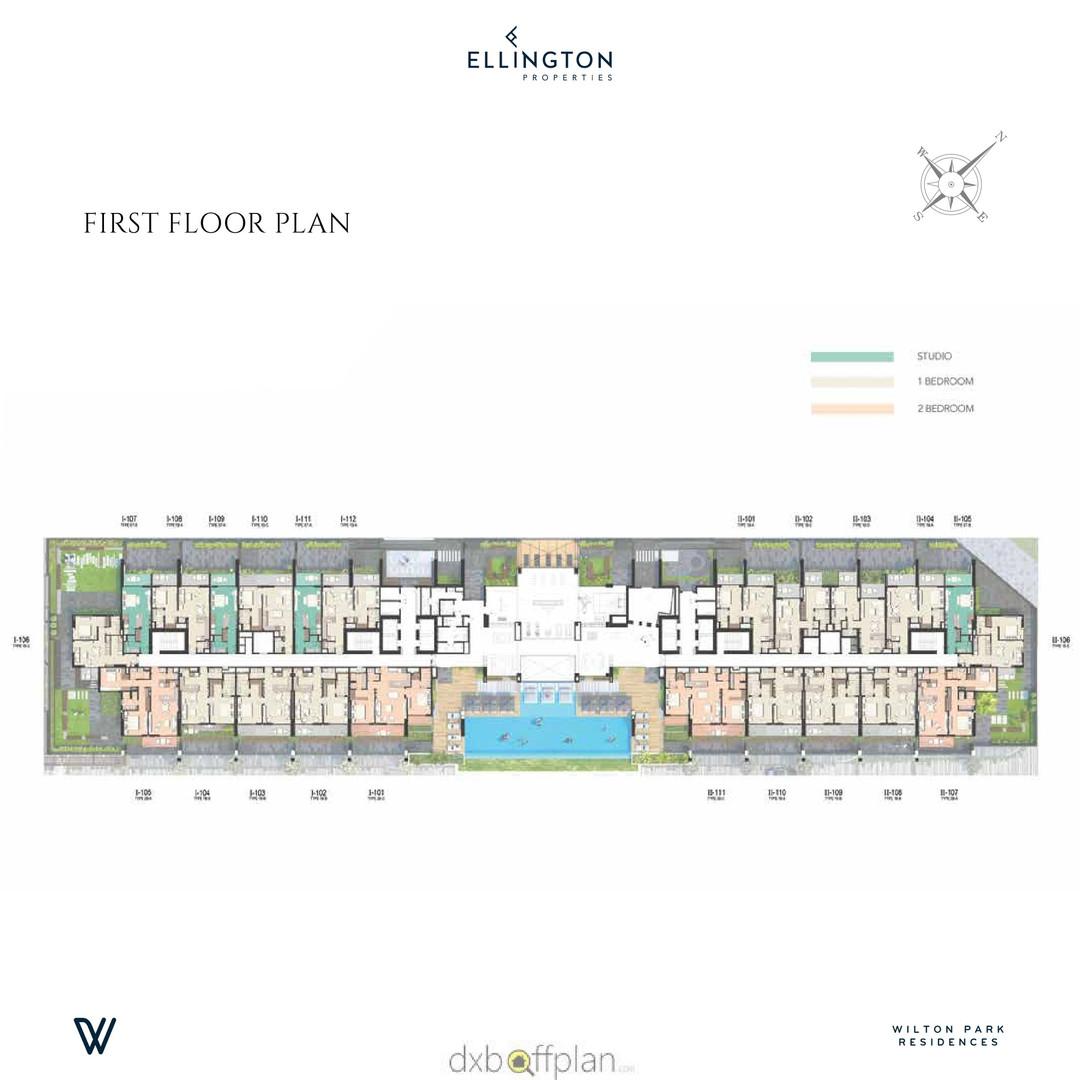 Wilton-Park-Residences-in-MBR-City-Floor