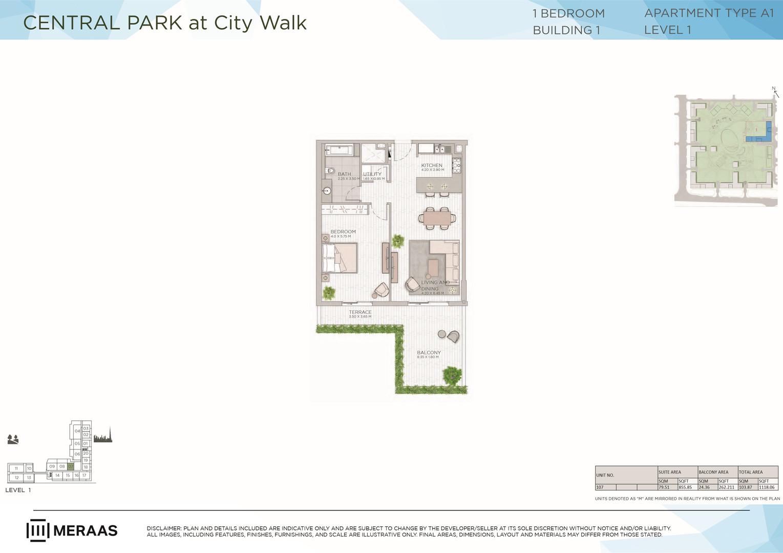 Central Park at City Walk _Floor Plans_2