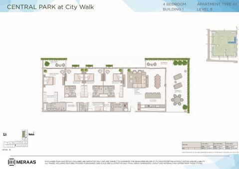 Central Park at City Walk _Floor Plans_3