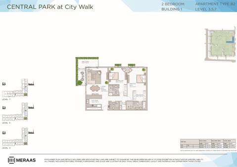 Central Park at City Walk _Floor Plans_1