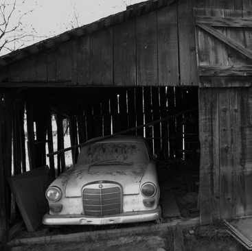 Car Shed Fresno, California