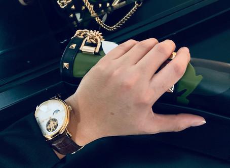 De ce aș purta un ceas bărbătesc, automatic, dacă sunt femeie?
