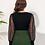 Thumbnail: Sheer-Sleeved Autumn Blouse