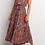 Thumbnail: Floral A-line Tea-Cup Dress