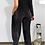 Thumbnail: Velvet Asymmetrical Jumpsuit