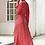 Thumbnail: Long-Sleeved Dots & Ruffles Dress