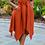 Thumbnail: Spaghetti-Strap Handkerchief Dress