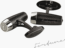 BLACK-FORTUNA-CUFFLINKS
