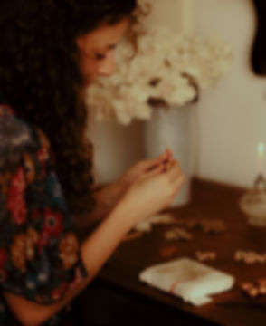Diane Cornu - Horticulture papier - Atelier