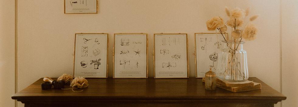 illustration kit fabrication fleur en papier Diane Cornu Horticulture Papier