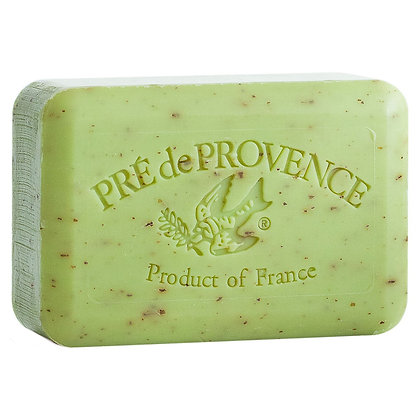 Rich French Lime Zest 150 g Guest Soap Bar