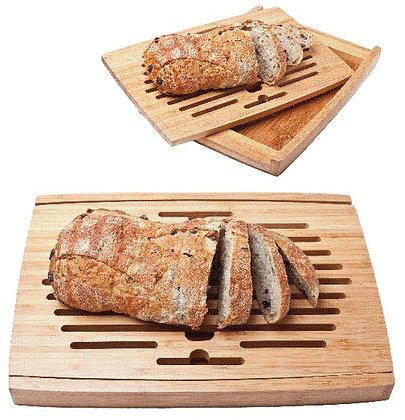 Deluxe Crumb Bread Board Set