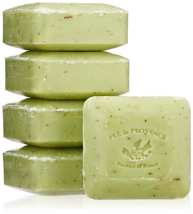 Natural French Lime Soap Set