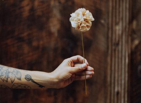 TUTO - Apprendre étape par étape la fabrication d'une Rose infusion