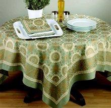 Eucalyptus Table Topper Napkin Set