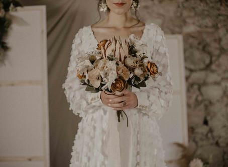 Les alternatives aux fleurs fraîches pour votre mariage !