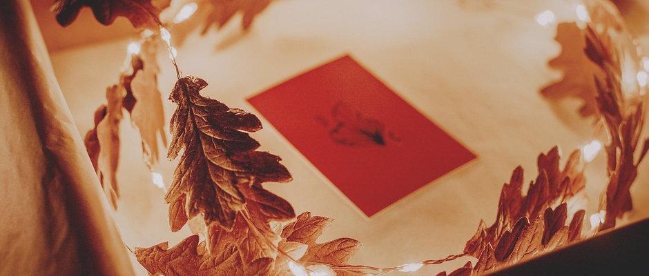 Pré-commande - Guirlande Lumineuse Chêne