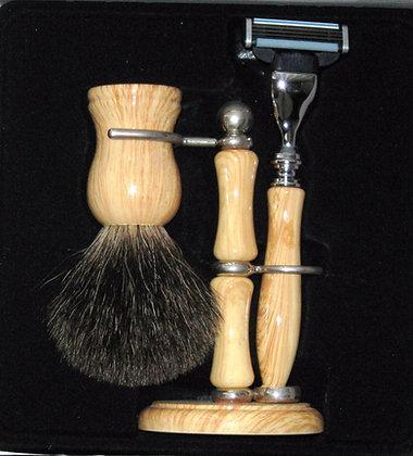 Birchwood Shaving Kit Set