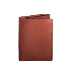 Deluxe 3-Fold Leather Wallet
