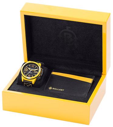 TRAFALGAR 46.5 Leather Watch