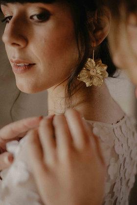 Boucle Amélie Gold XL