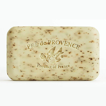 Shea Butter French Mint Leaf Guest Bar Soap