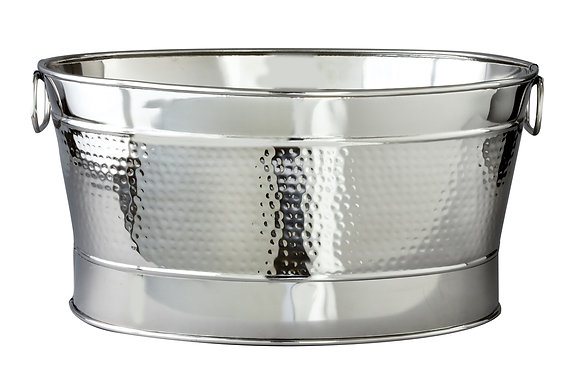 Hammered Party Tub