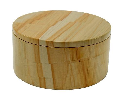 Trinket Handcrafted Keepsake Boxes - Teak Stone
